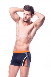 male model 407 graffit-gray-orange